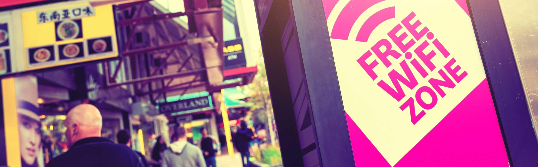 Abonnement téléphonique, connexion Internet et poste restante en Nouvelle-Zélande.