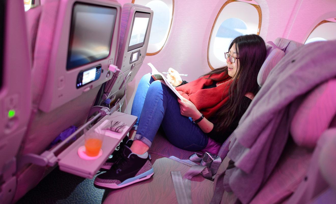 Le tarif ne devrait pas être votre seul critère pour choisir un vol à destination de la Nouvelle-Zélande. La plupart des compagnies proposent des vols à des prix similaires. Il vaut mieux choisir en fonction de critères plus pratiques, comme la place pour les jambes, la qualité du service de bord...