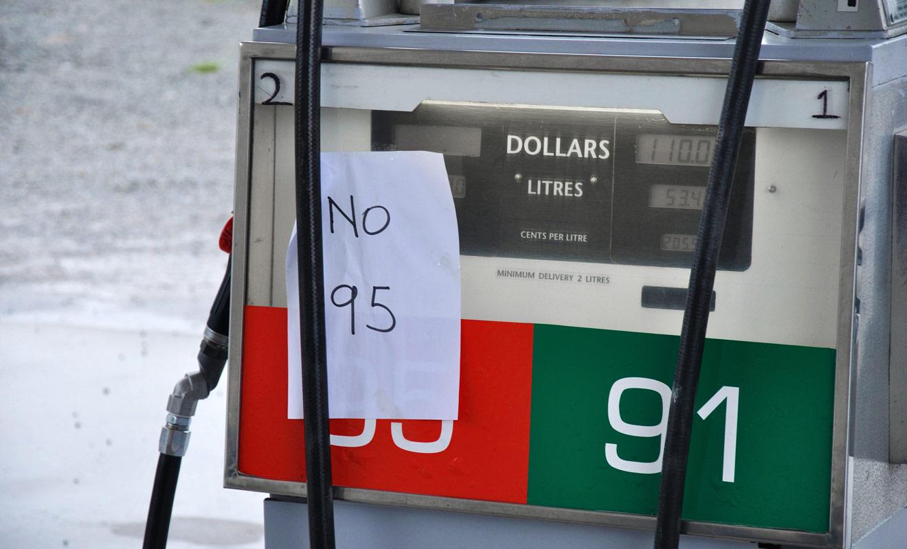 Au diesel (très employé pour les camping-cars), l'essence porte le nom d'Octane et se décline en différentes qualités qui vont de 91 à 98.