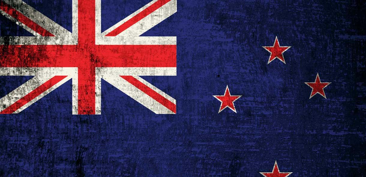 La langue officielle de la Nouvelle-Zélande est l'anglais.