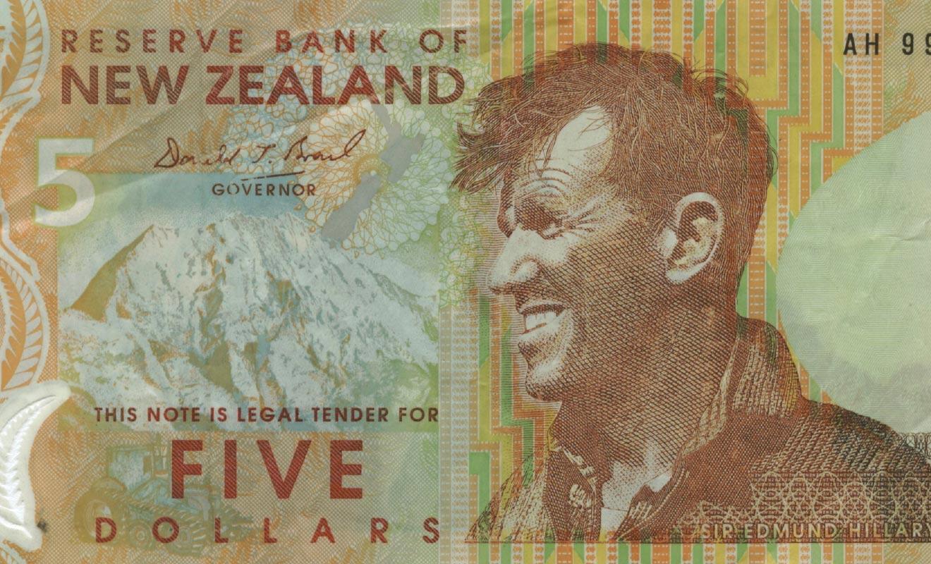 Sir Edmund Hillary est né à Auckland et a grandi en Nouvelle-Zélande.