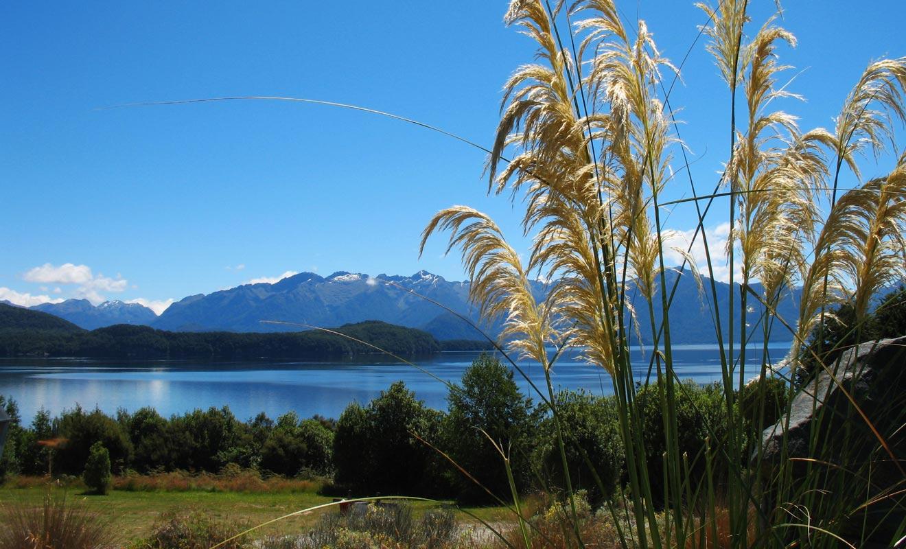 Le point de départ des excursions est fixé à Pearl Harbour (aucun rapport avec la base navale du même nom) sur les rives du lac Manapouri.
