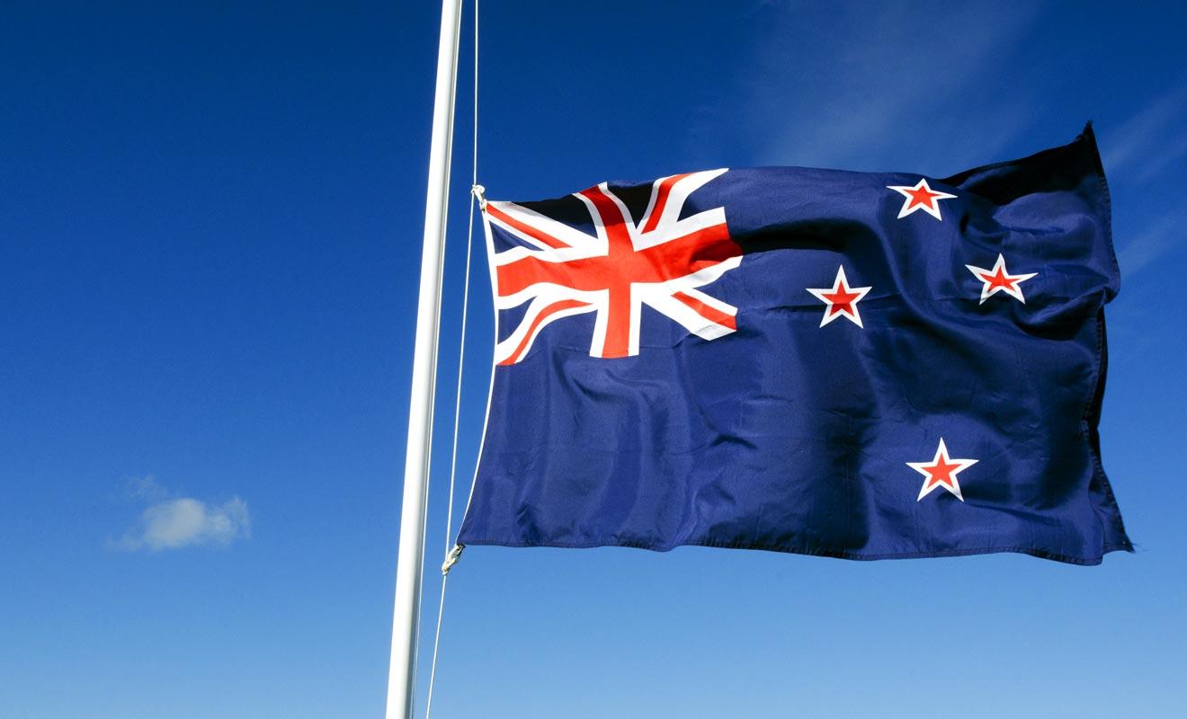 Les étoiles du drapeau représentent la croix du sud, une constellation visible uniquement dans l'hémisphère sud.