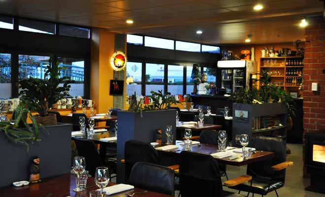 Le Plato modifie souvent sa carte en fonction des saisons. Ajoutez à cela un cadre raffiné et vous comprendrez pourquoi le restaurant trône à la première place des guides gastronomiques de Dunedin.