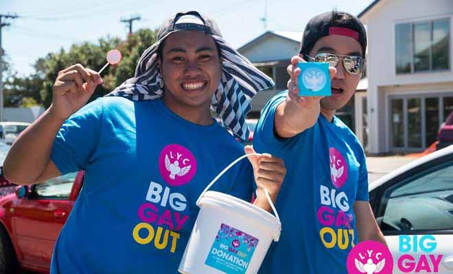 Big Gay Out est un événement incontournable pour la communauté Gay d'Auckland.