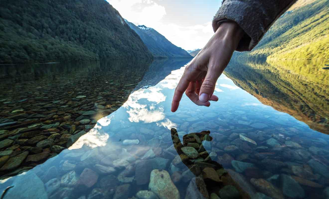 Le Fiordland offre une succession de fjords et de glaciers impénétrables.