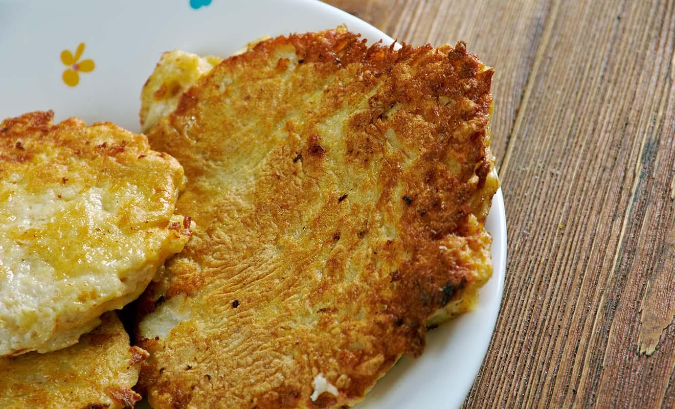 Le whitebait est en général cuisiné frit en omelette, et vous le trouverez sous cette forme même dans de très bons restaurants.