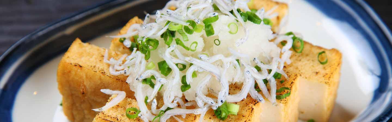 Venez goûter le Whitebait dans les restaurants gastronomiques.