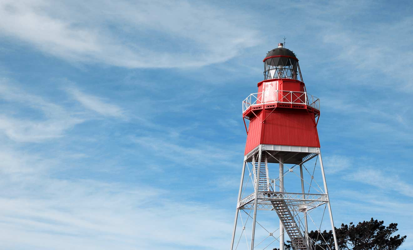 Seuls les premiers kilomètres de la plage sont ouverts au public, et il faut s'inscrire à une visite guidée pour se rendre au phare.