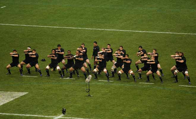 World champions in 2011 and 2015, the Allblacks hold the record of international victories.
