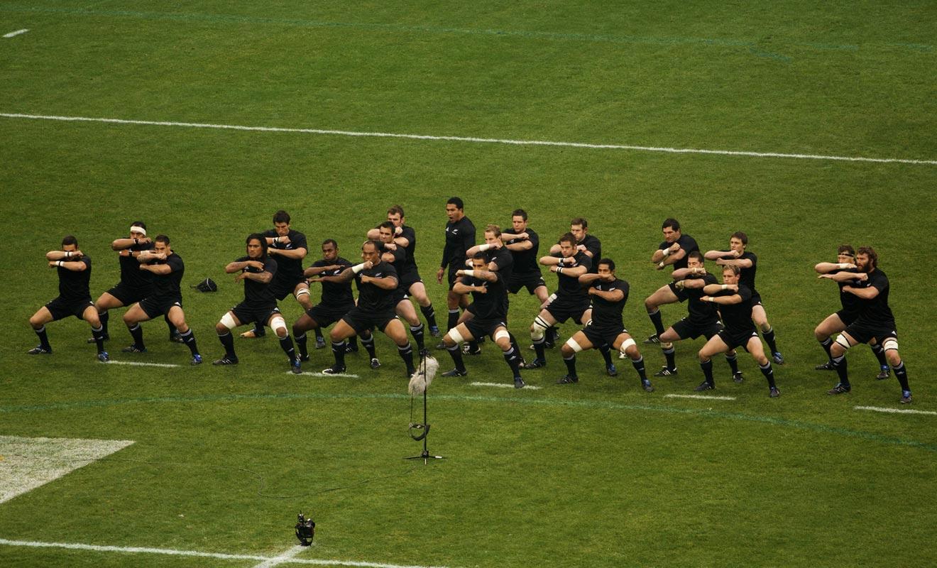 Champions du monde en 2011, les Allblacks détiennent le record de victoires internationales.