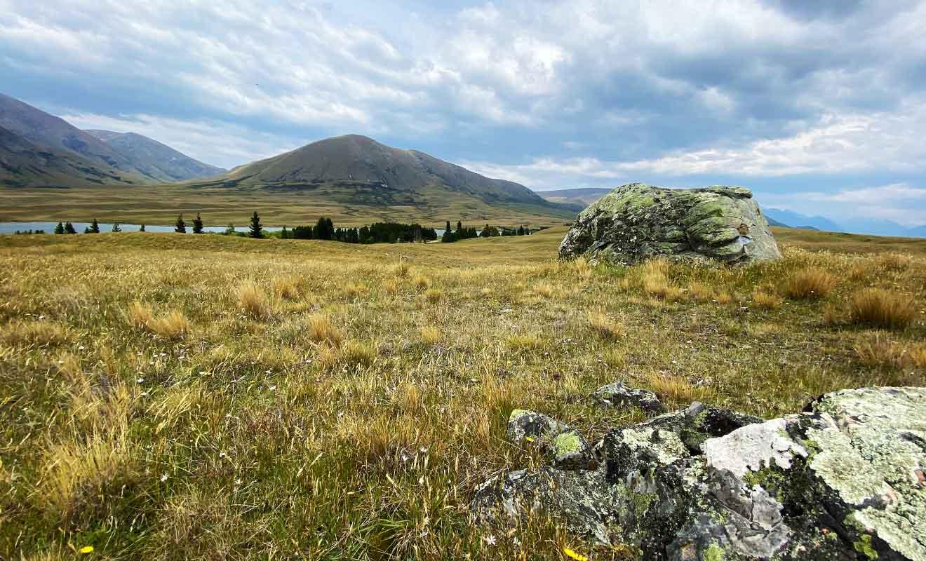 Les plaines vallonnées et parsemées de rochers justifient à elles seules la visite.