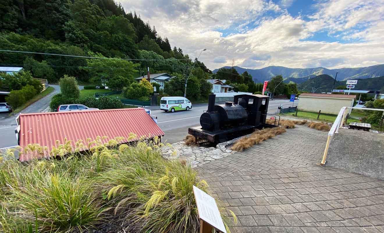 Havelock compte à peine 500 habitants qui travaillent essentiellement dans les fermes d'élevage des moules vertes géantes qui sont la spécialité de la région.
