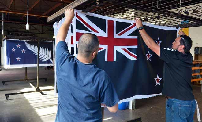Contre toute attente, les Neo-Zélandais ont refusé le projet de modernisation du drapeau du pays.