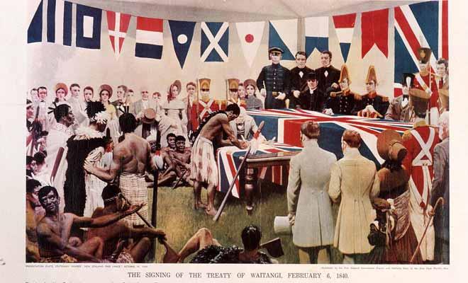 Le traité de Waitangi octroyait la citoyenneté britannique aux Maoris, mais les termes du traité étaient mal traduits.