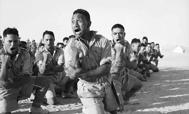 Les soldats maoris se sont comportés avec héroïsme durant les guerres mondiales, ce qui ne les a pas empêchés de se faire décimer, notamment à Verdun.