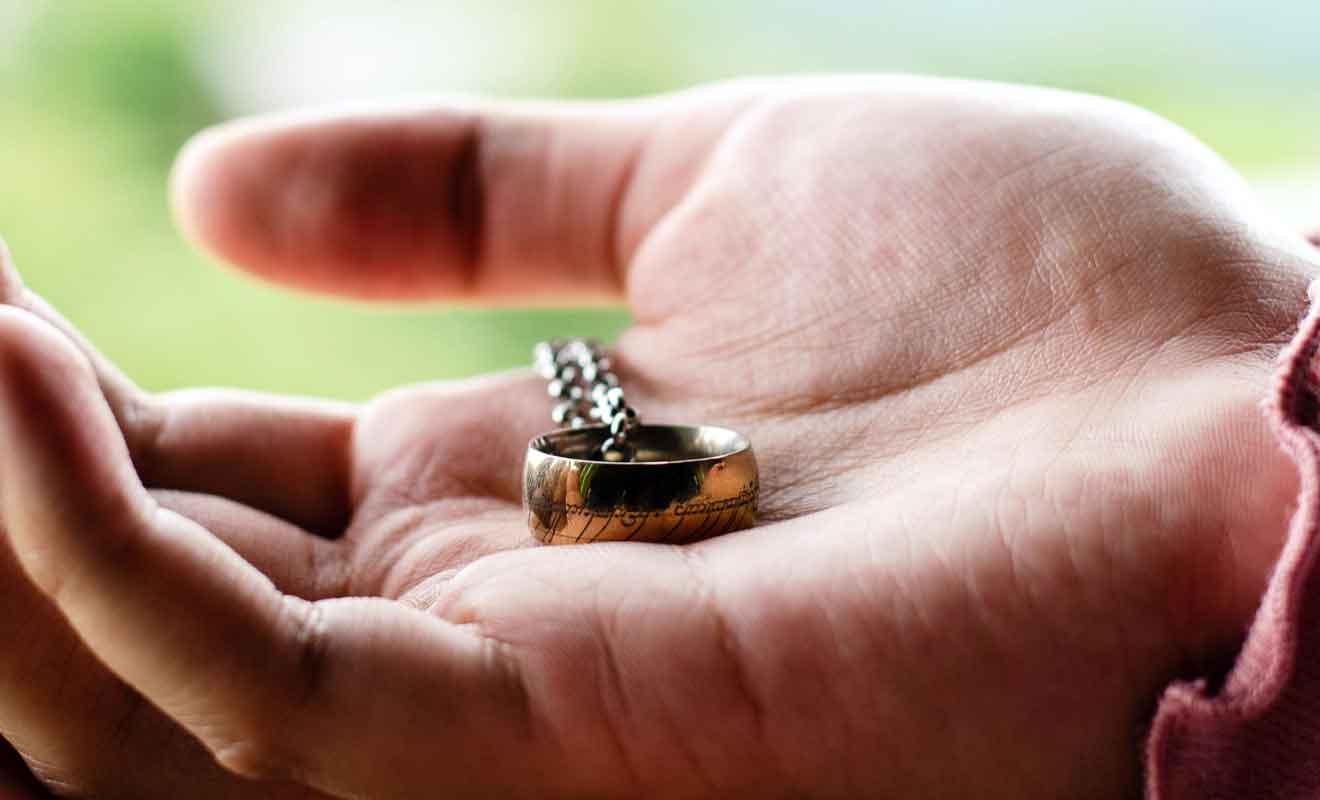 Le Seigneur des anneaux est un succès populaire, et l'on ne peut raisonnablement pas espérer visiter seul une attraction de ce genre.