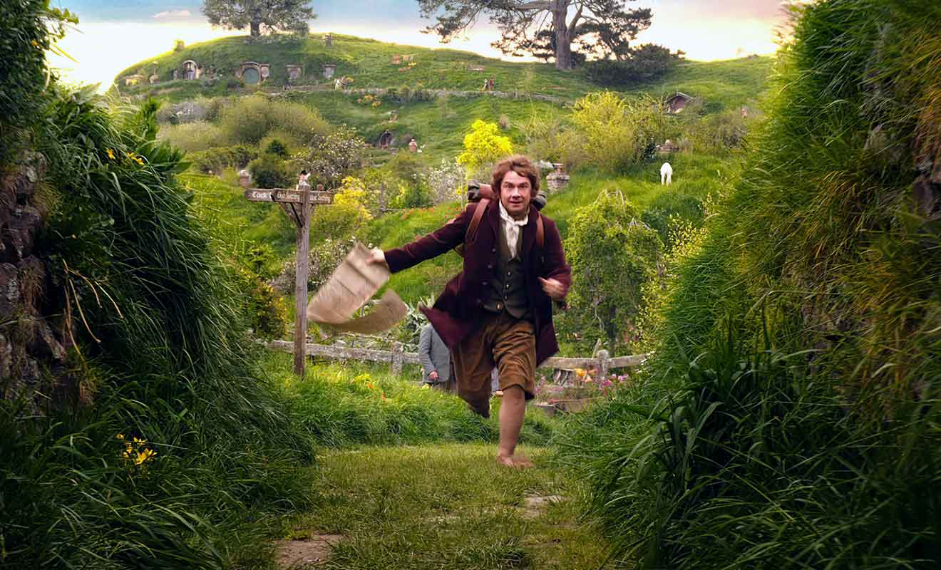 Hobbiton sera reconstruit presque à l'identique, car de nouveaux trous de Hobbits seront ajoutés.