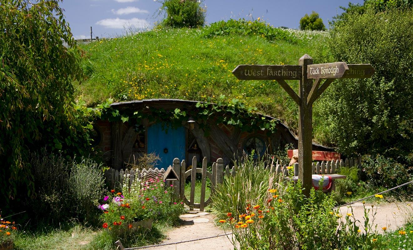 Même si le village de Hobbiton se visite toute l'année, il est recommandé de venir au printemps ou en été pour retrouver vraiment l'esprit des films.