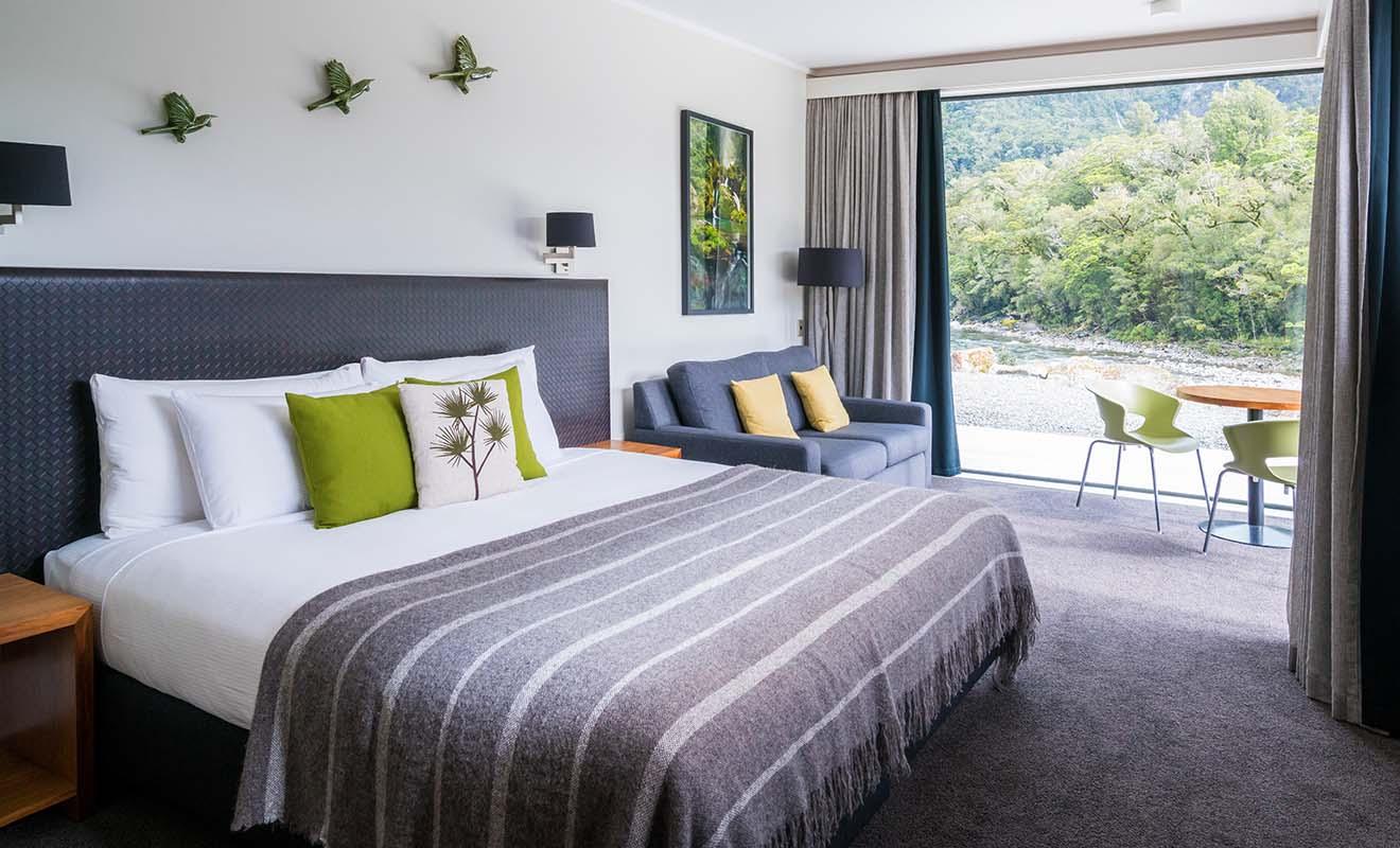 Même si les matelas des campings-cars sont confortables, ils ne peuvent pas rivaliser avec la qualité d'un vrai lit d'hôtel !
