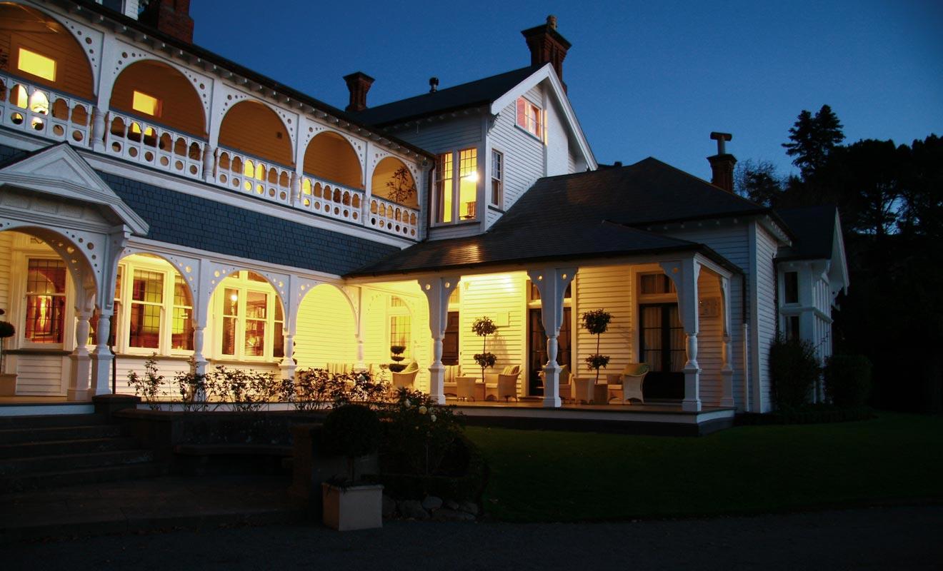 S'il existe bien sûr des exceptions, le niveau de l'hôtellerie néo-zélandaise est très bon.