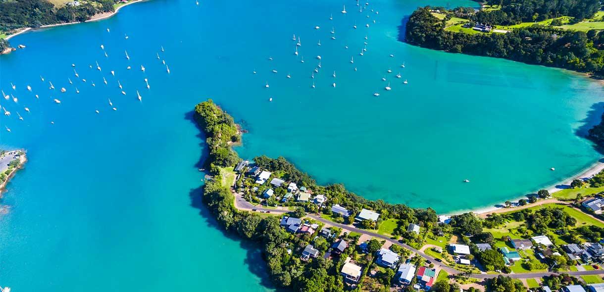 Choisissez une ou plusieurs île à visiter en fonction de la durée de votre séjour.