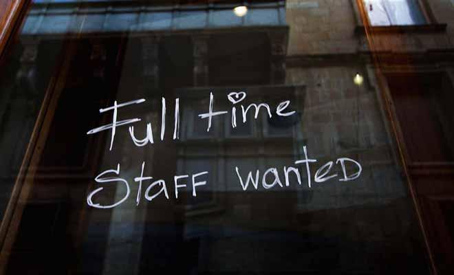 Il est assez facile de trouver du travail durant la haute saison si l'on est motivé !