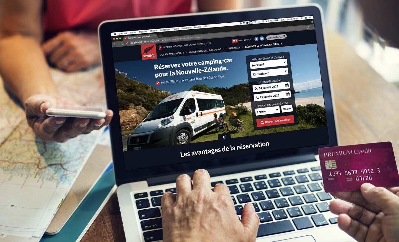 Vous n'avez qu'à renseigner les dates de votre séjour et vous pourrez comparer tous les modèles de véhicules, qu'il s'agisse de voitures ou de camping-cars.