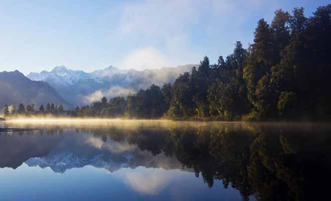 Fon Nature Fond Ecran Paysage Montagne Lac Reflet Eau Gratuit Hd ...