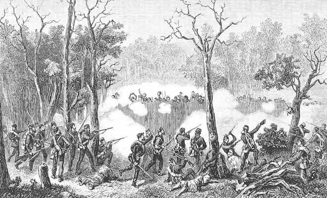 Les Maoris ne pouvaient pas combattre et cultiver leurs terres en même temps, et le manque de ravitaillement sera la principale raison qui mènera à la fin du conflit.