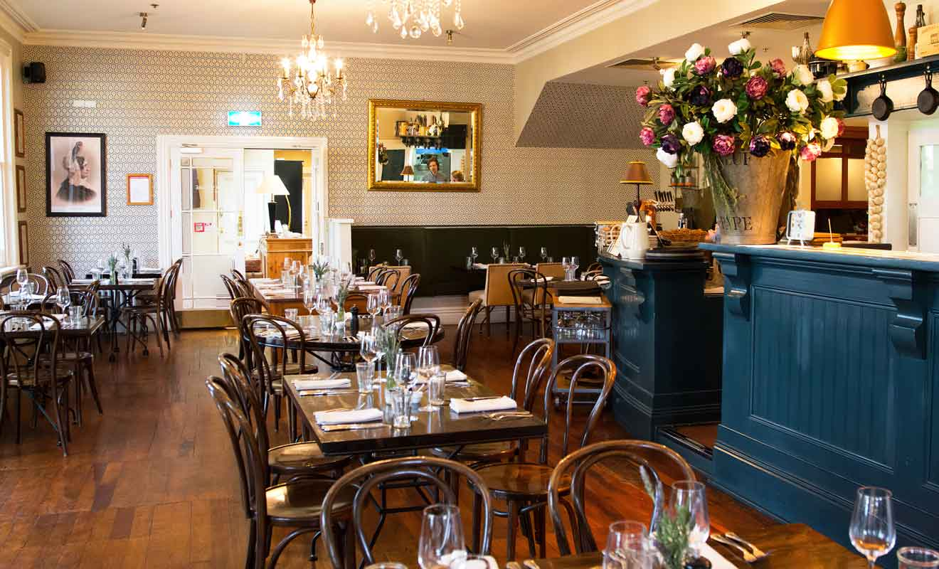 Il a été fondé par un ancien cuisinier de Gordon Ramsay.