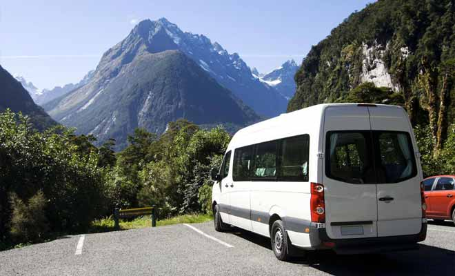 If you are not an experienced driver and you have never driven a motorhome it is probably better to book a car instead. Especially since you drive to the left in the country and you will have to get used to it very quickly.