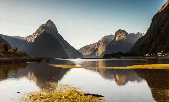 Le Milford Sound est le fjord le plus visité, car le plus facile d'accès. Mais le Doubtful Sound est plus majestueux et plus sauvage.