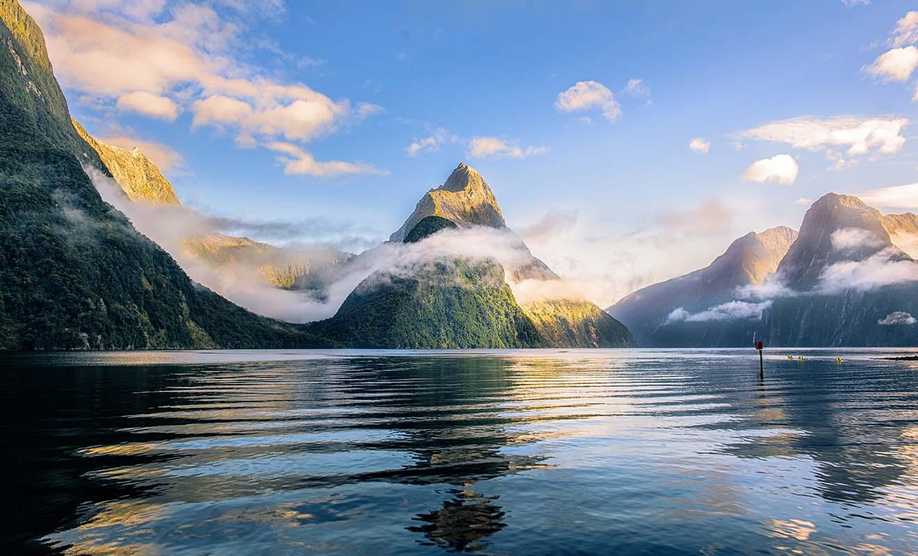 Impossible de résumer le climat de la Nouvelle-Zélande en quelques phrases, car celui-ci varie considérablement à cause du relief.