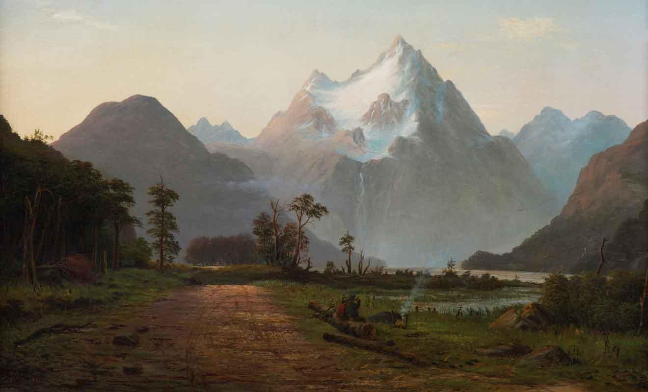 Si l'on excepte la fonte des glaciers, le fjord n'a pratiquement pas changé depuis des milliers d'années.