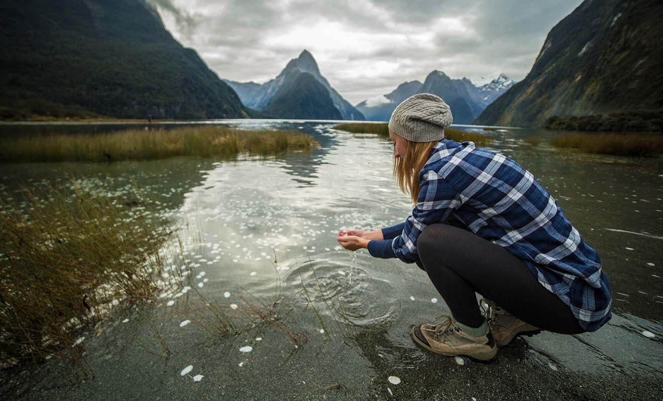 La conscience écologiste des Néo-Zélandais remonte aux années 60 quand de grandes pétitions ont bloqué la construction de barrages ou de mines.