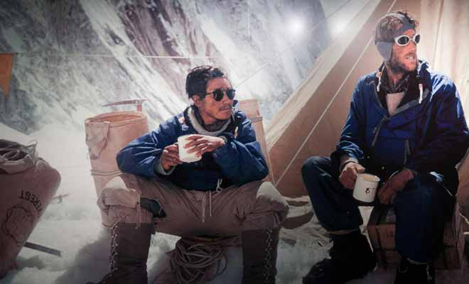 Certains se demandent si Tenzin Norguay est arrivé au sommet de l'Everest avant Sir Edmund Hillary. Mais le sherpa était catégorique en estimant être arrivé second.