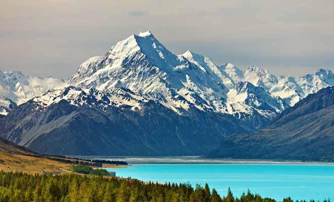 Impossible de visiter la Nouvelle-Zélande sans reconnaître les paysages que l'on a vu au cinéma dans le Seigneur des anneaux ou dans la trilogie du Hobbit.