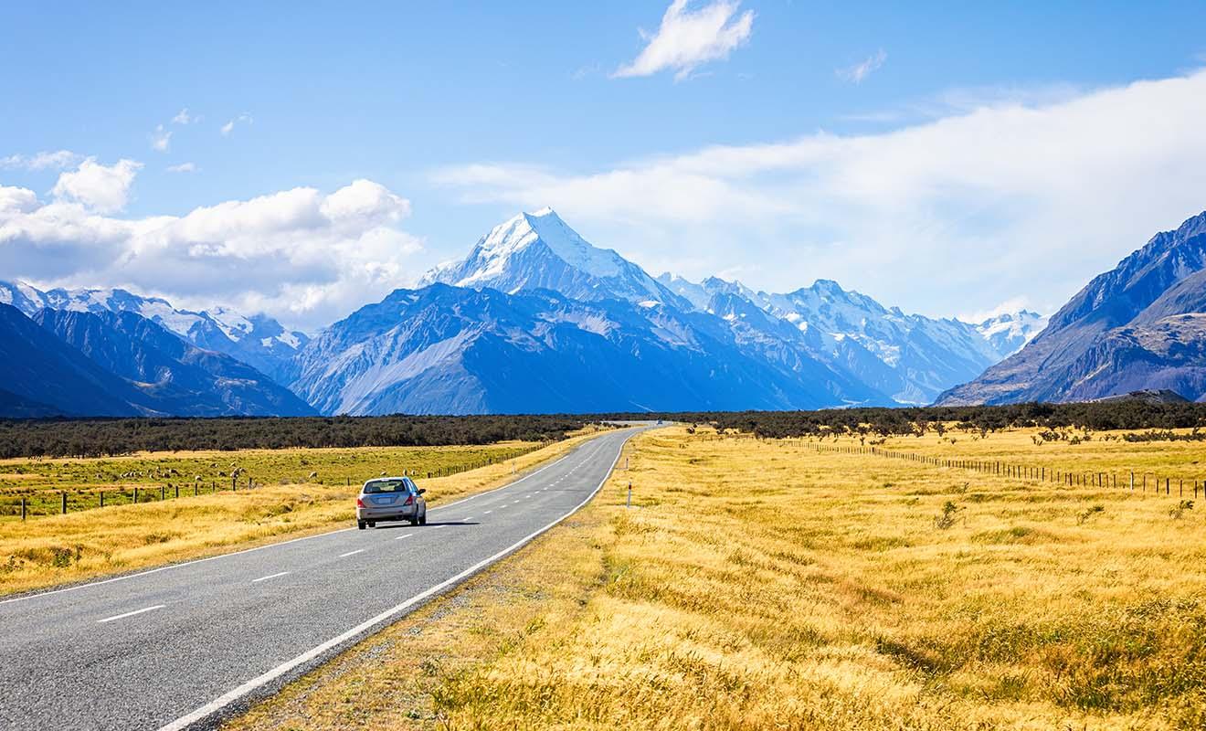 Vous pouvez visiter la Nouvelle-Zélande sans payer de visa si vous vivez en Europe (la plupart des pays ont des accords avec la NZ).