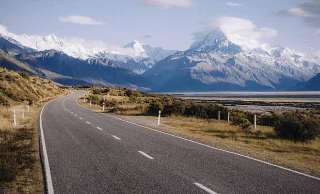 Dans le Hobbit, on peut admirer le mont Cook (le plus haut sommet de Nouvelle-Zélande). Il abrite le fabuleux trésor gardé par le dragon Smaug.