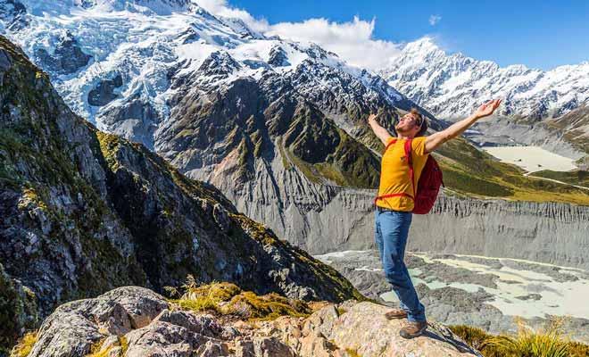 La randonnée est l'activité la plus intéressante à pratiquer, car elle est gratuite et les paysages sont d'une rare beauté.