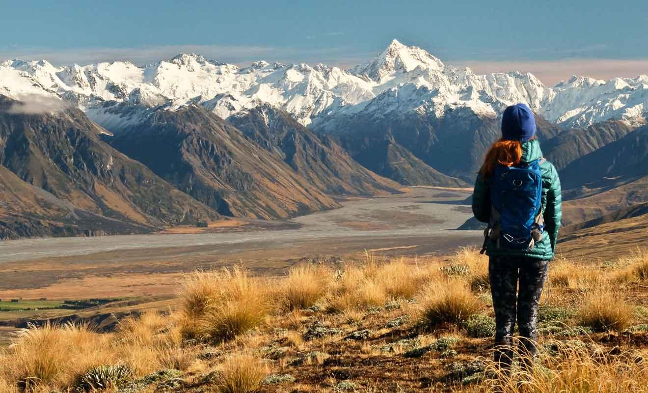 Parmi les autres randonnées de la région, celle du Mt Guy est envisageable, mais prend tout de même 5h A/R.