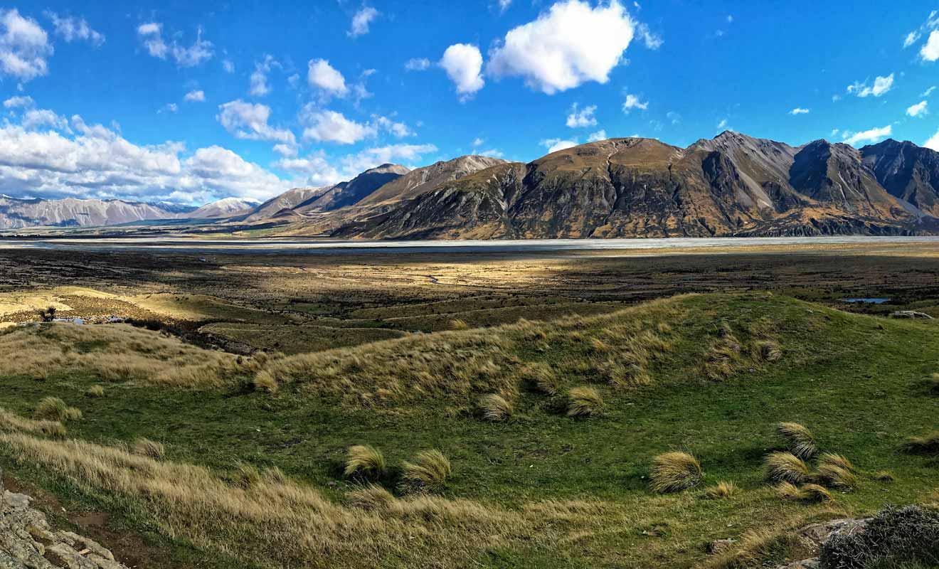 Toute la région regorge de paysages épiques que l'on peut admirer au cinéma dans le Hobbit et le Seigneur des anneaux.