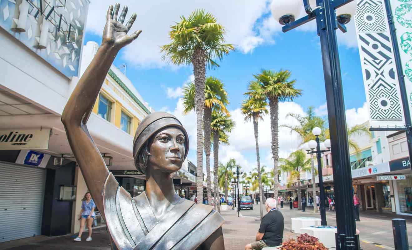 Sheila Williams avait participé à l'inauguration de la cité reconstruite en 1933.