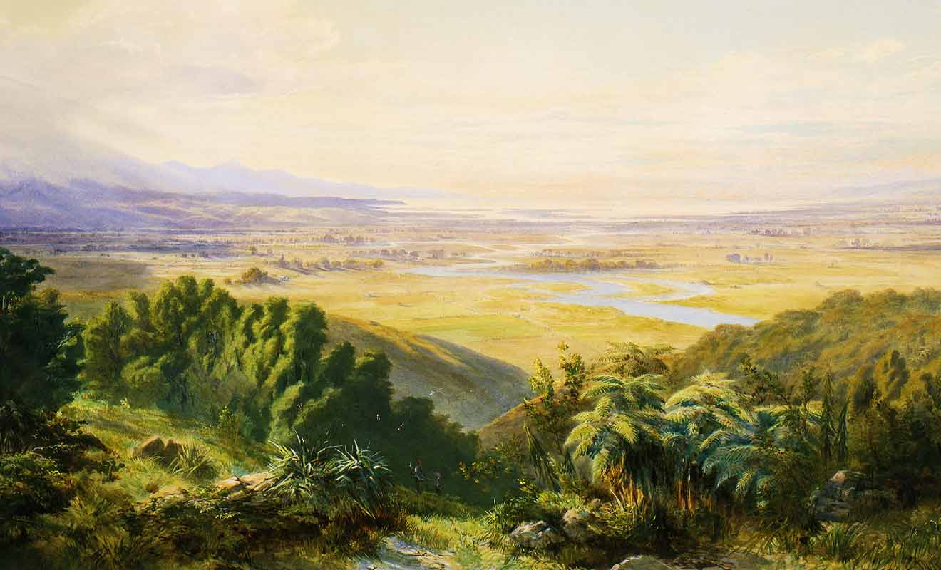 Les colons anglais ont racheté une partie des terres aux Maoris, mais n'ont pas respecté l'entente.