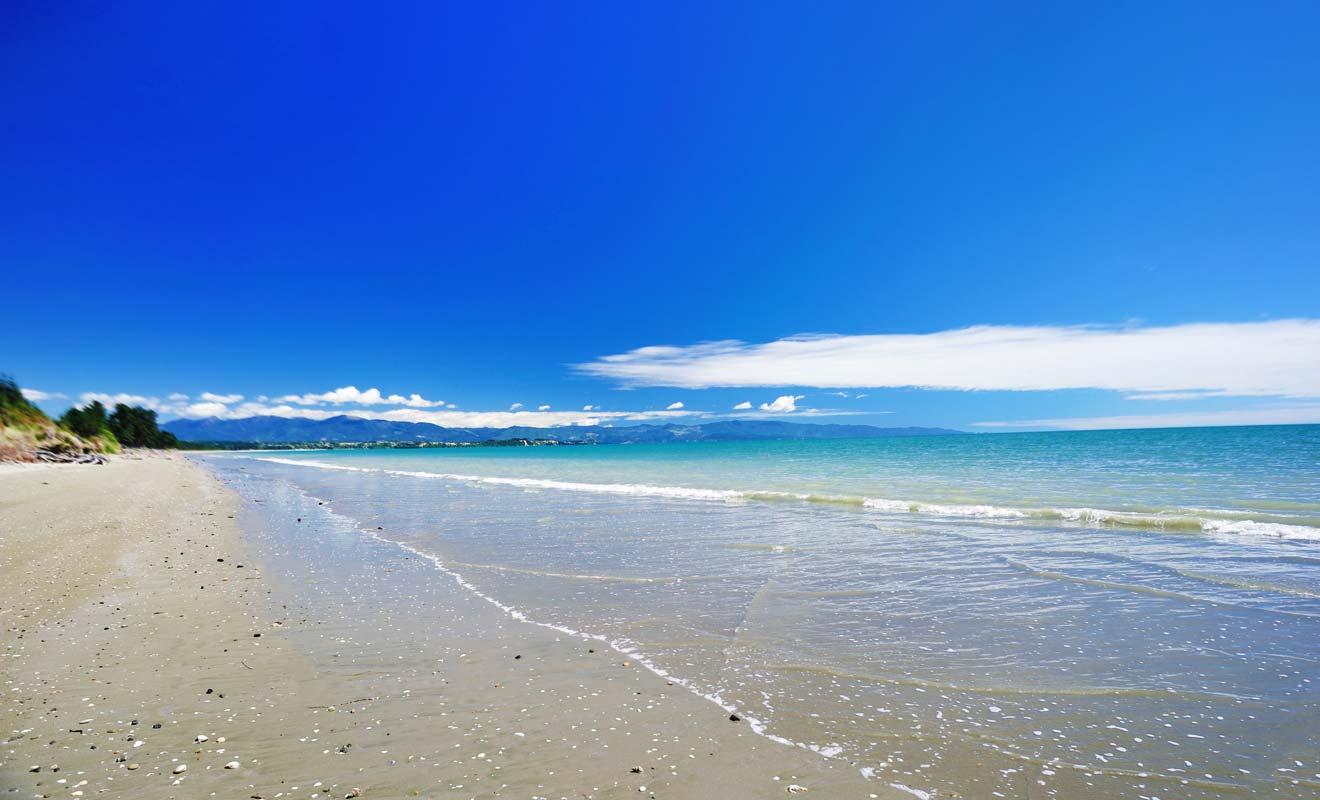 Rabbit Island est surtout une plage pour faire du jogging le dimanche ou se promener en vélo.