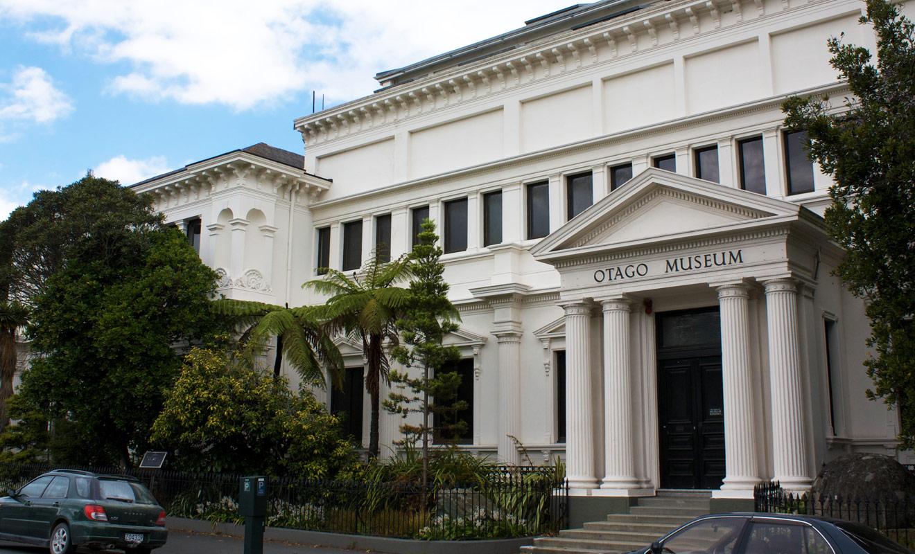 L'Otago Museum est avant tout un musée consacré à l'histoire de la ville de Dunedin et à la culture des Maoris.