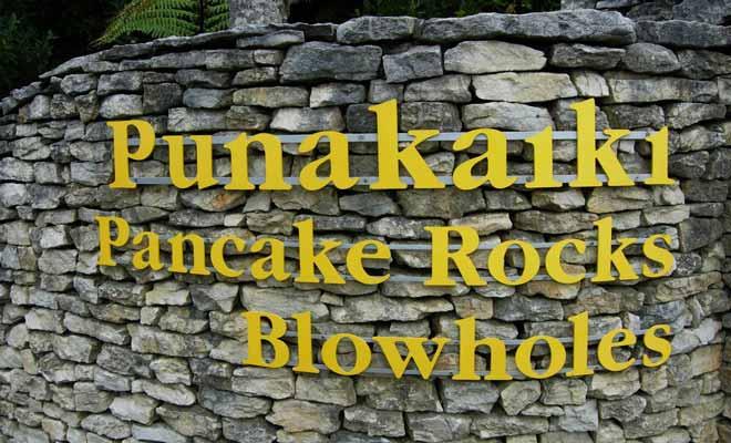 Punakaiki est un minuscule village, mais les logements sont de qualités. Vous pouvez garer votre véhicule au parking. Le début de la balade est à proximité et très bien indiqué.