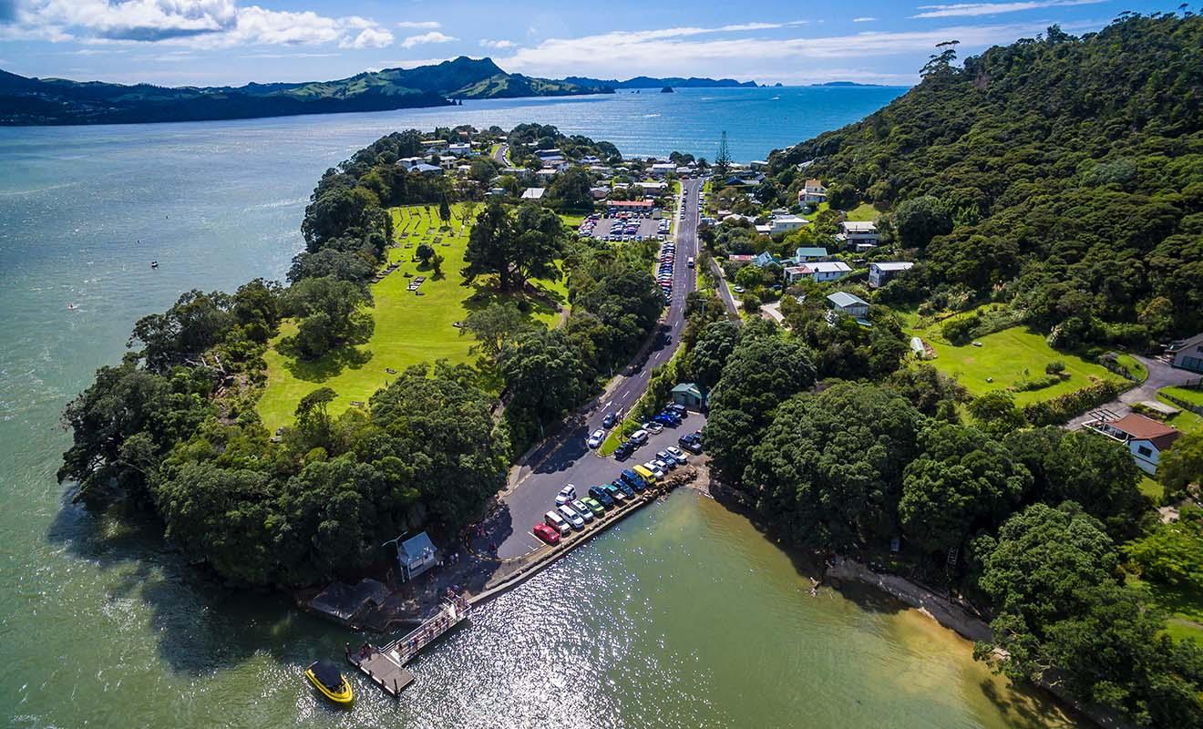 Vous n'allez tout de même pas annuler vos vacances en Nouvelle-Zélande, parce qu'il y aurait un risque de tremblement de terre.