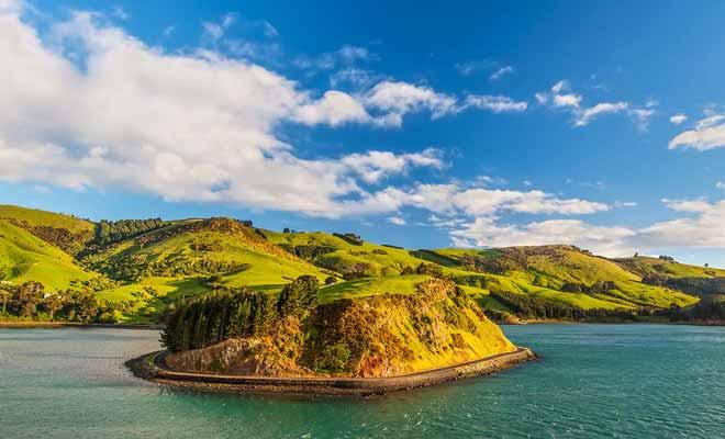 Fuyez l'hiver en Europe pour rejoindre l'été chez les Néo-Zélandais.